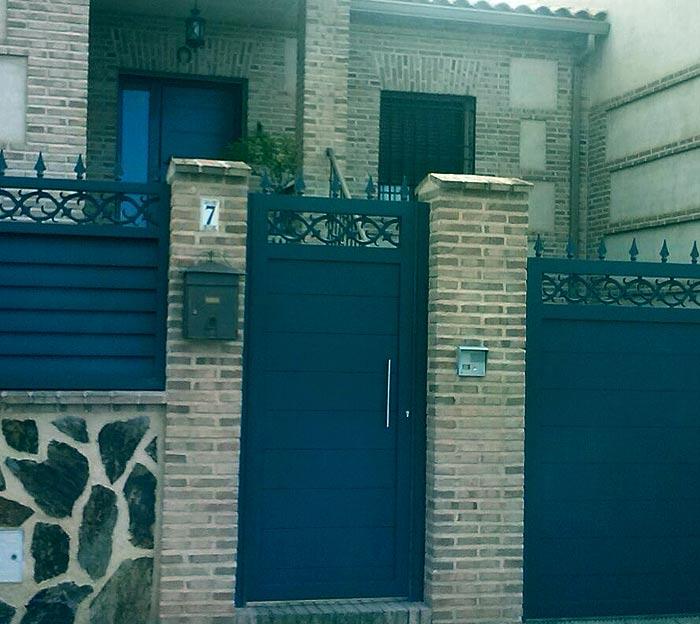 puertas y vallas